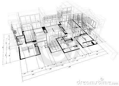House wire model