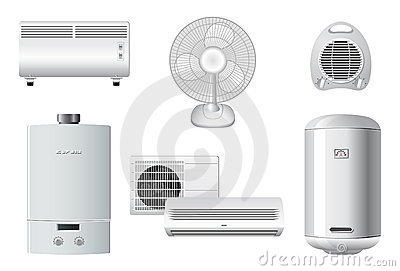 Household Appliances | Heating, air conditioning