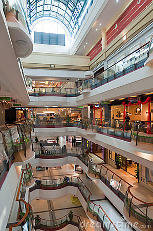 Free Household Shopping Mall Royalty Free Stock Photos - 23993138