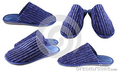 Household slippers for men