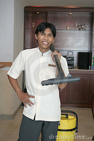 Housekeeping Or Room Boy Staff