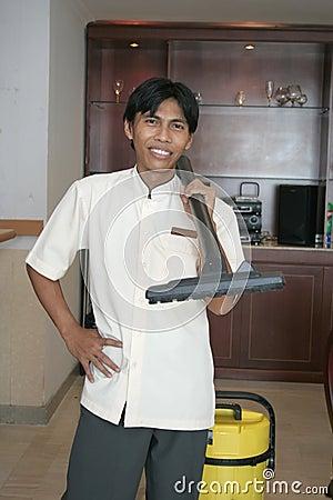 Housekeeping Or Room Boy Staff