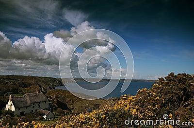 Housel Bay Lizard Cornwall