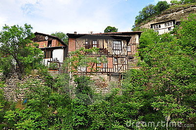 Houses in Anatolia