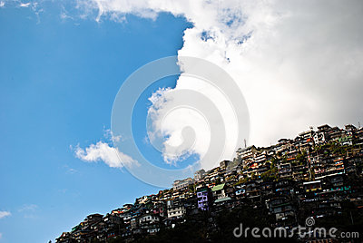 Houses at Baguio