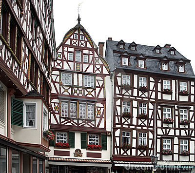 Houses in Bernkastel-Kues