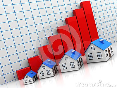 Houses and graph