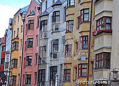 Houses of Innsbruck