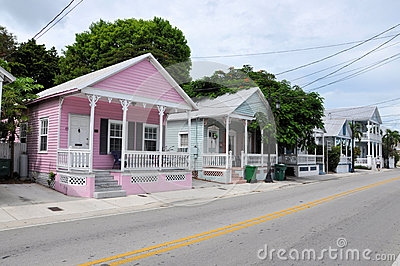 Houses at Key West