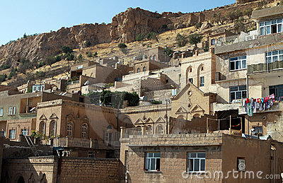 The Houses of Mardin.