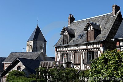 Houses in Normandy