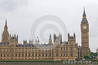 Houses of parliament,Big Ben