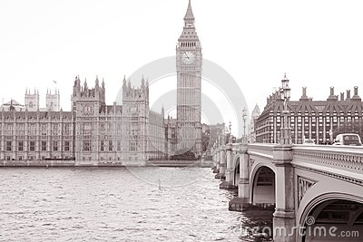 Houses of Parliament and Big Ben