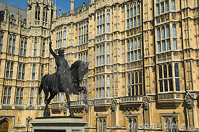 Houses Of Parliament Richard 1