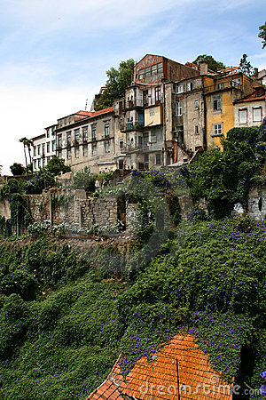 Houses in Porto, Portugal