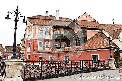 Houses in Sibiu