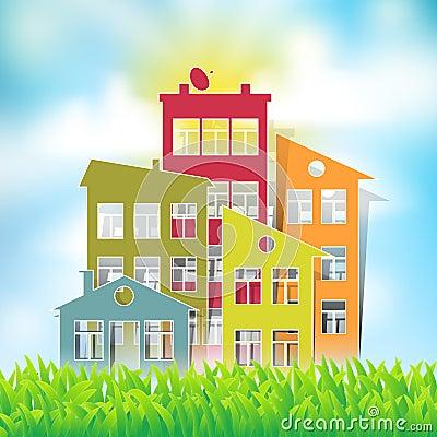 Houses symbols