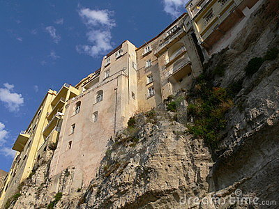 Houses of Tropea