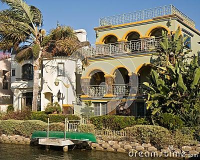 Houses in Venice Beach