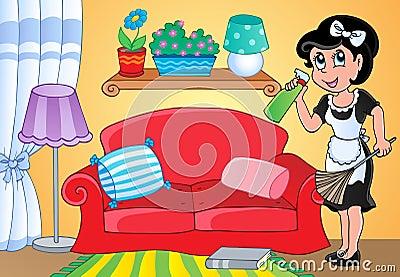 Housewife theme image 2