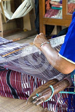 Housewife weave cotton cloth