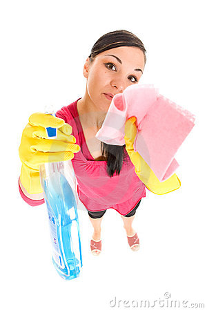 Free Housework Royalty Free Stock Image - 7922856