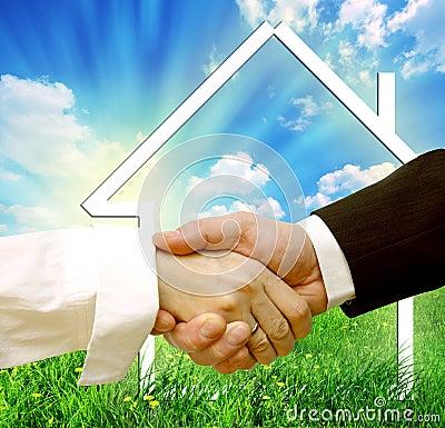 Free Housing Deal Royalty Free Stock Photos - 8344838