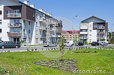 Housing estates
