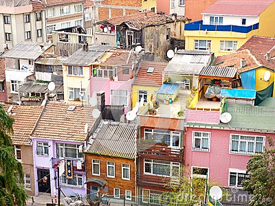 Housing in suburbs