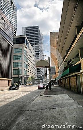 Houston City Street