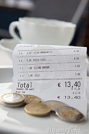 How much tip