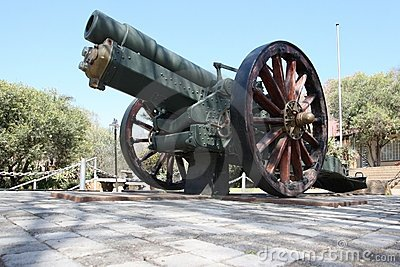 Howitzer Gun from WW2