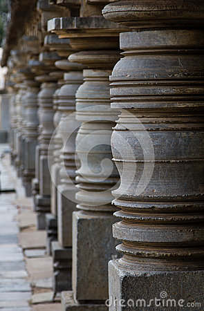 Free Hoysala Dynastri S Ancient Architecture Stock Images - 36272974