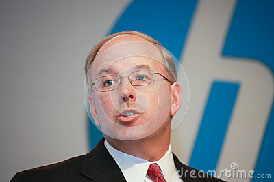 HP executive vice president Dave Donatelli Editorial Image