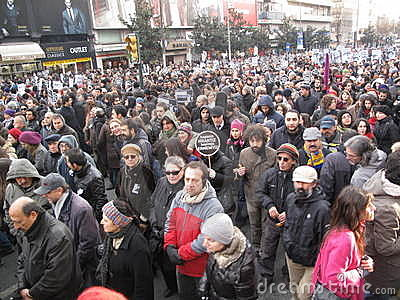 Hrant Dink Editorial Stock Photo