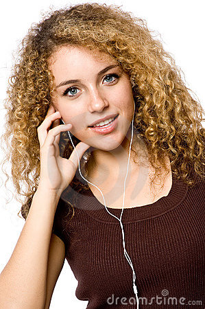 Hören Musik