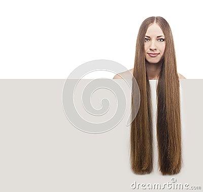 glansigt hår