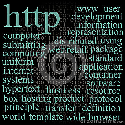 Http. Tag cloud.