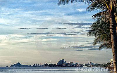 Hua Hin coastline 02
