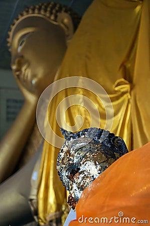 Hua Hin Reclining Buddha 01