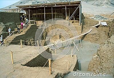Huaca de la Luna, Temple of the moon
