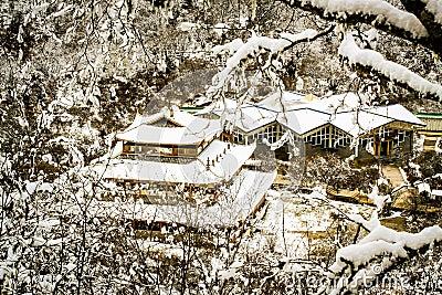 Huang long temple