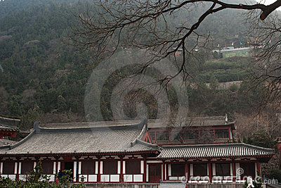 Huaqinggong Stock Photo
