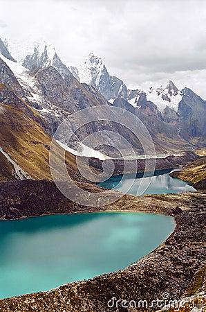 Huayhuash Lakes, Peru