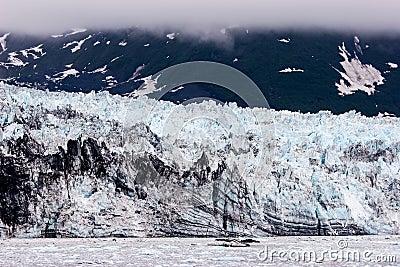 Hubbard Alaska Glacier