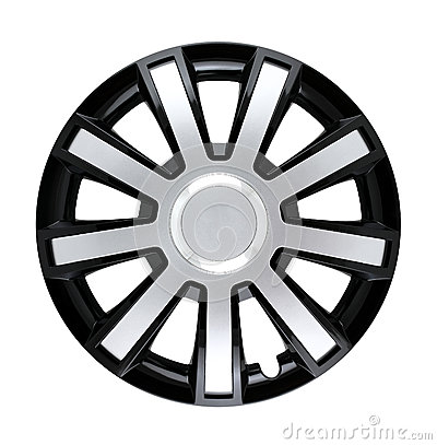 Free Hubcap Isolated Stock Images - 26398004