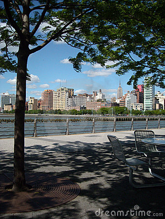 Hudson River Park New York USA
