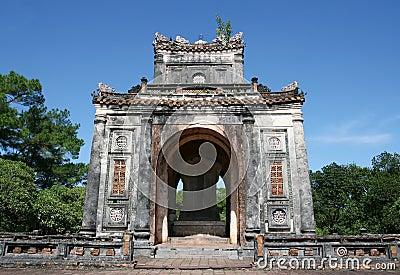 Hue tomb - Vietnam