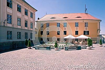 Huet Square