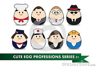 Huevo de la profesión
